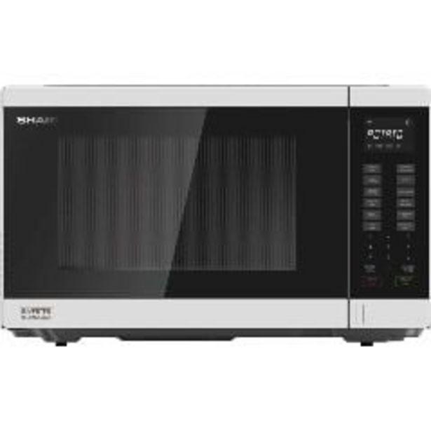 Sharp 34 Litre Inverter Microwave offer at $239