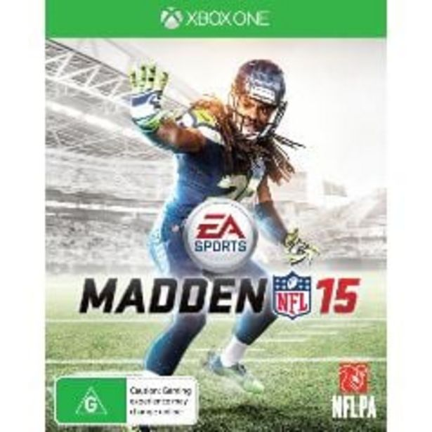 Electronic Arts MADDEN NFL 15 XB1 offer at $7