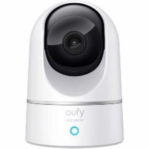 Eufy Security 2k Indoor Camera Pan & Tilt offer at $159.95
