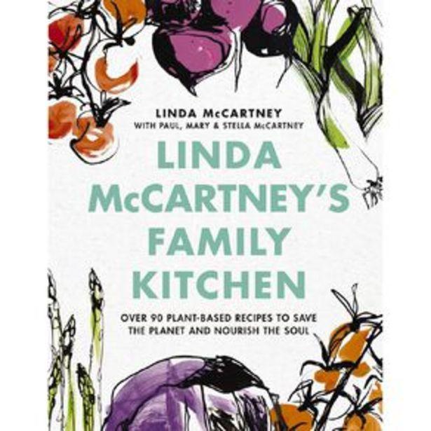 Linda McCartney's Family Kitchen by Linda McCartney offer at $49