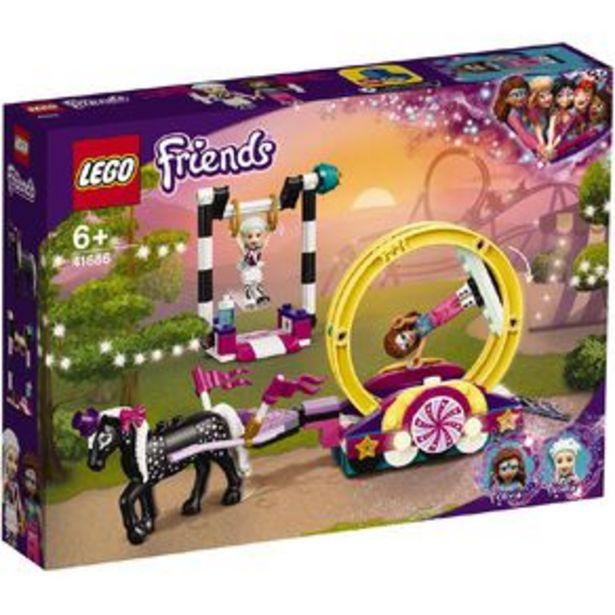 LEGO Friends Magical Acrobatics 41686 offer at $31