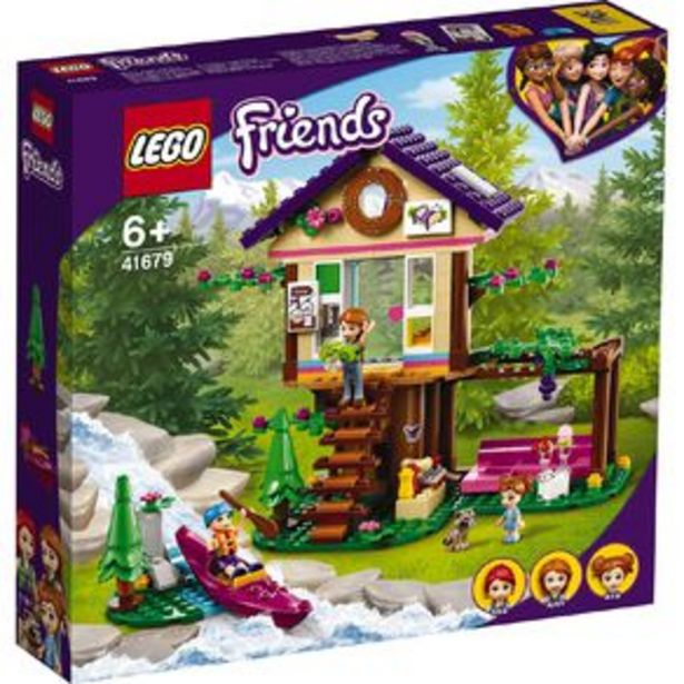 LEGO Friends Forest House 41679 offer at $45