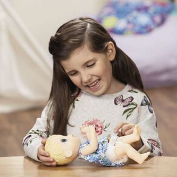 Baby Alive Lil Sips Baby Assorted offer at $22