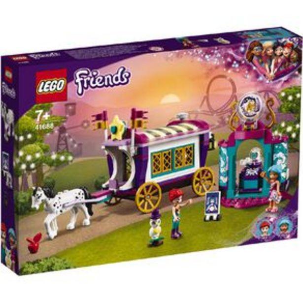 LEGO Friends Magical Caravan 41688 offer at $72
