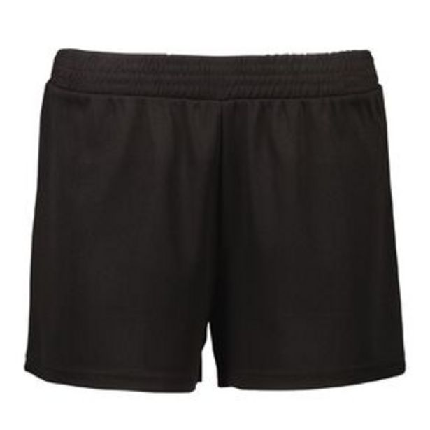 Active Intent Women's Eyelet Shorts offer at $8