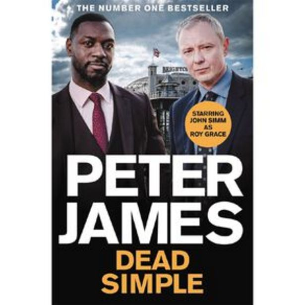 Dead Simple TV Tie-In by Peter James offer at $18