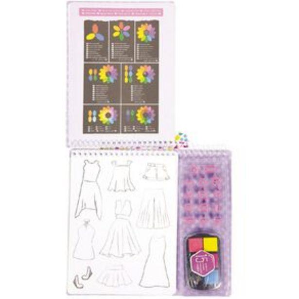 Crayola Creations Fashion Design Set offer at $17.99