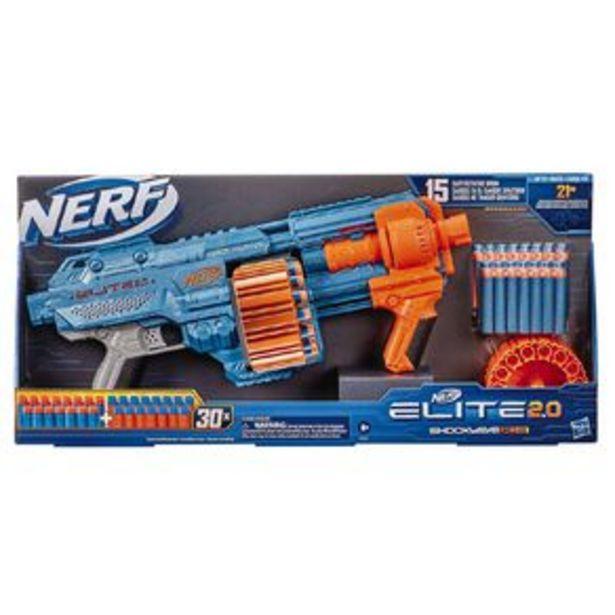 NERF N-Strike Elite Shockwave offer at $44