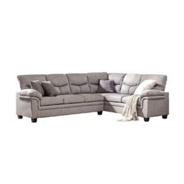 Living & Co Athena 5 Seater Corner Sofa offer at $1299