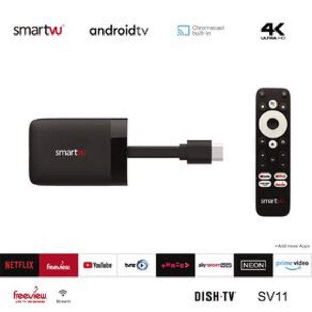DishTV SmartVU SV11 Android TV offer at $149