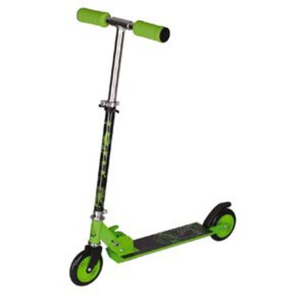 Milazo Champion Scooter Green Green offer at $35
