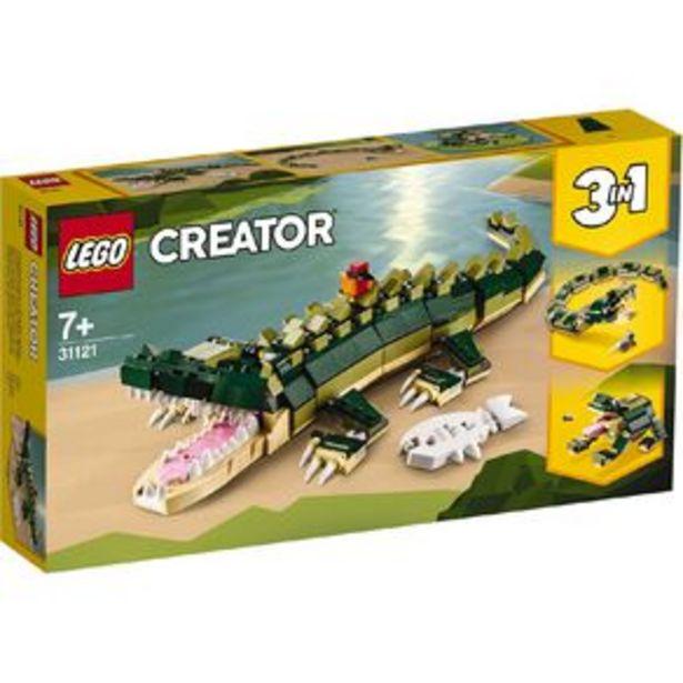 LEGO Creator Crocodile 31121 offer at $49