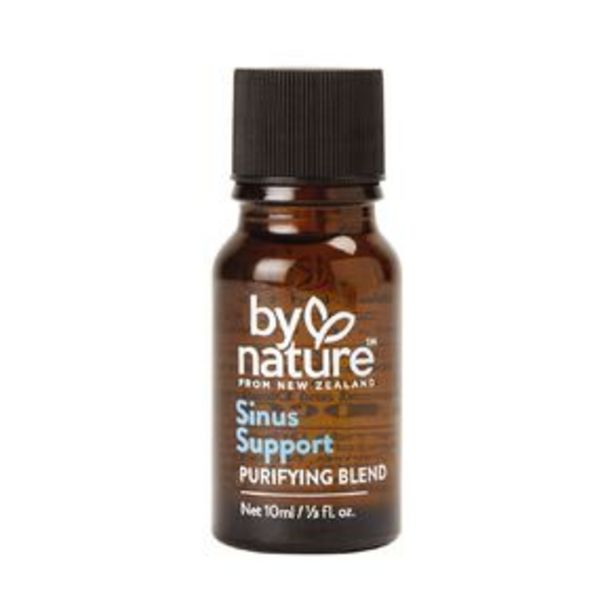 By Nature Sinus Support Blend Essential Oil offer at $7.5