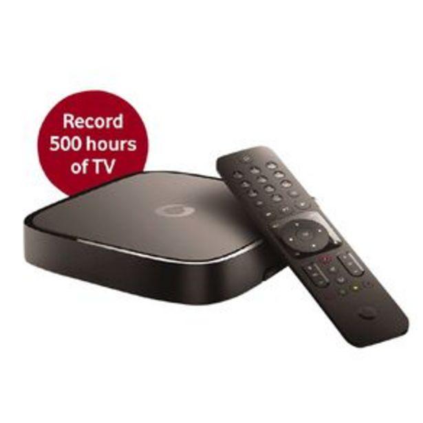 Vodafone TV offer at $179