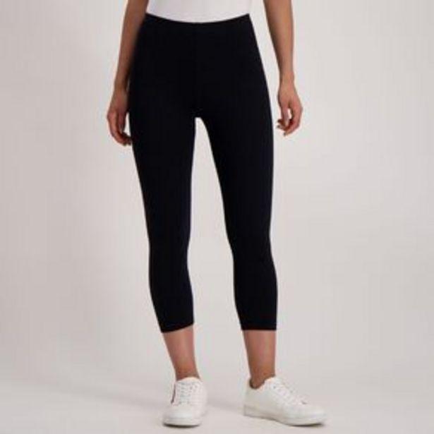 H&H Women's 3/4 Leggings offer at $8