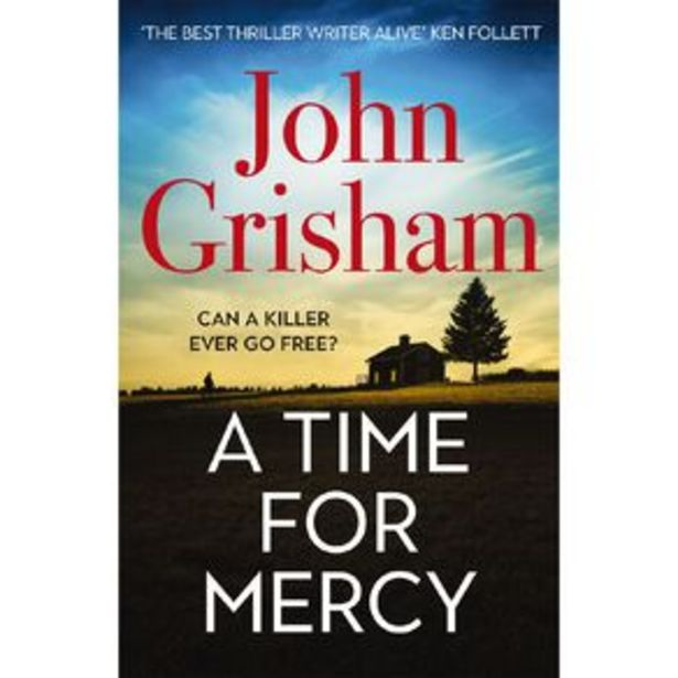 A Time for Mercy by John Grisham offer at $22