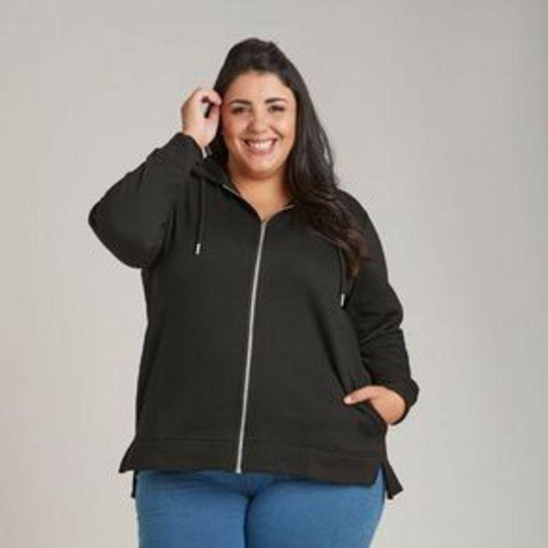 H&H Plus Women's Zip Thru Hoodie offer at $27