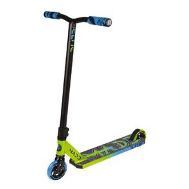 MADD Whip Elite 2020 Blue/Green Scooter offer at $189