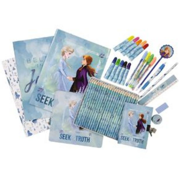 Frozen Craft Tote 49 Piece offer at $29.99