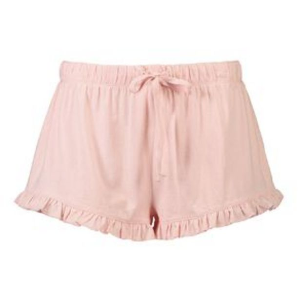H&H Women's Knitted Frill Shorts offer at $8