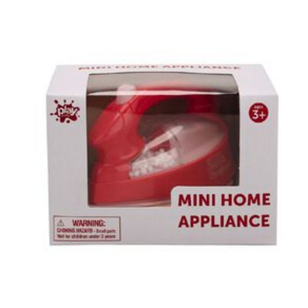 Play Studio Mini Home Appliance offer at $2.98