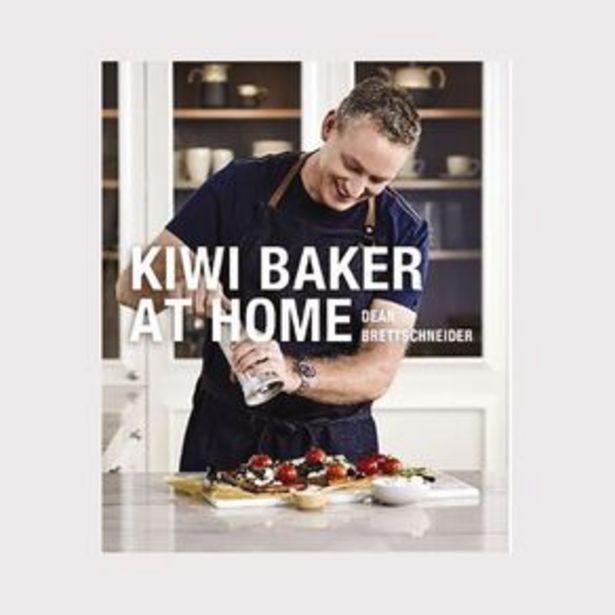 Kiwi Baker at Home by Dean Brettschneider offer at $20