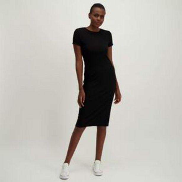 H&H Women's Rib Midi Dress offer at $27