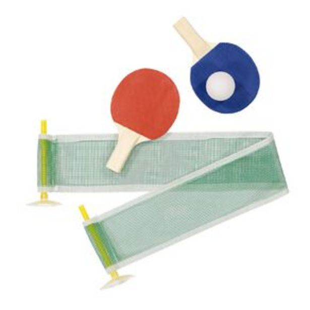 Mini Table Tennis Set offer at $8