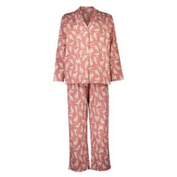 H&H Women's Flannelette Pyjamas Set offer at $20