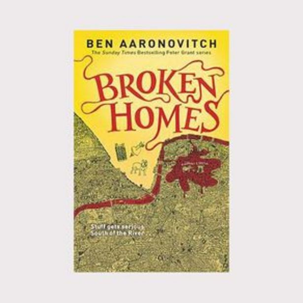 Rivers of London #4 Broken Home by Ben Aaronovitch offer at $8