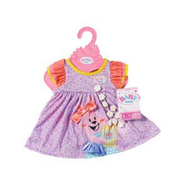 Baby Born Dresses Assorted offer at $20