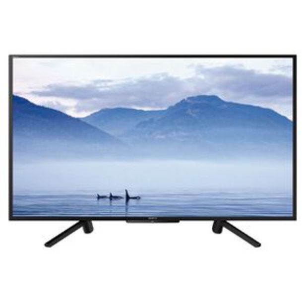 Sony 50 inch Full HD HDR Smart TV KDL50W660F offer at $949