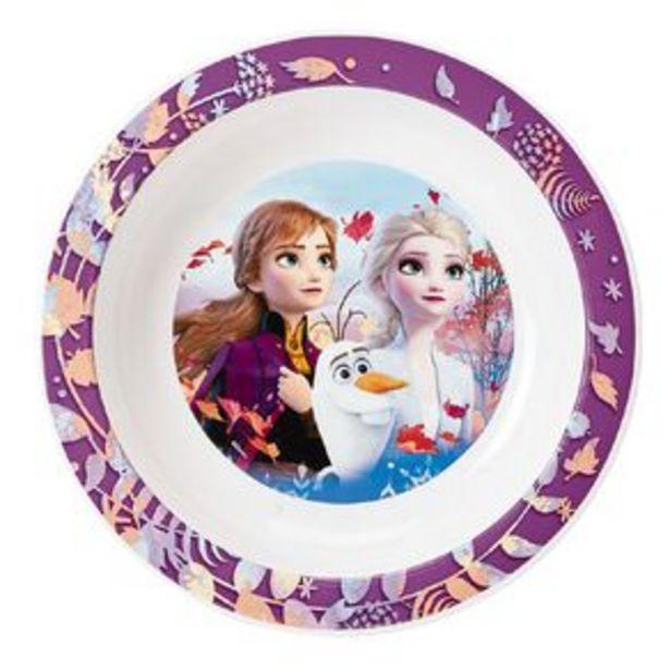 Frozen Kids Deep Plate offer at $5