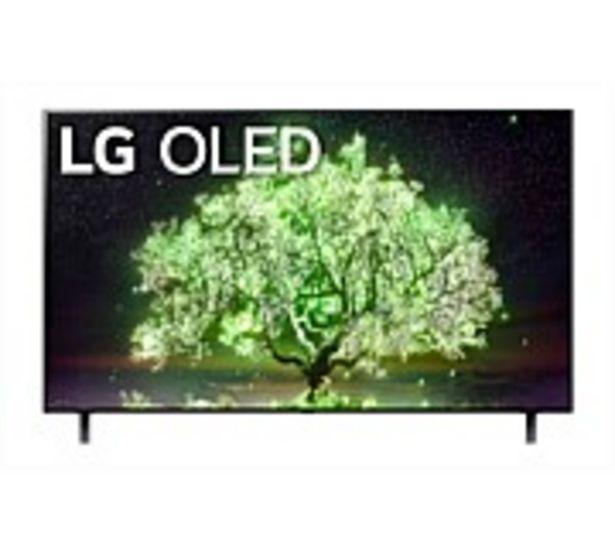 """LG 55"""" 4K OLED Smart TV offer at $3299"""