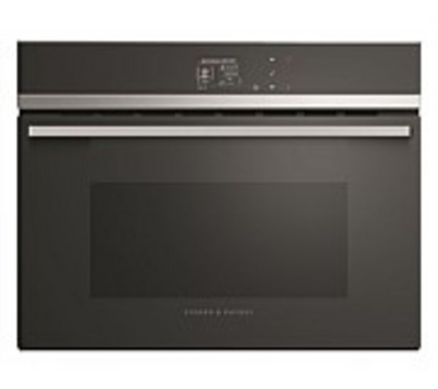 Fisher & Paykel Built-in Microwave offer at $3197
