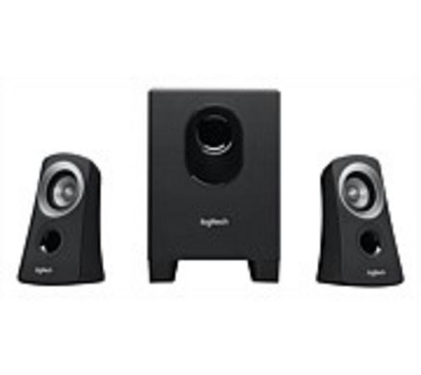 Logitech Z313 Speaker System offer at $104.99