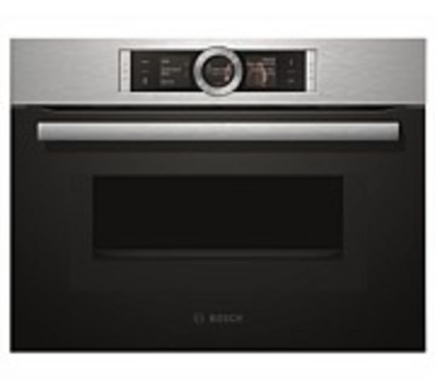 Bosch Built-In Combination Microwave Oven offer at $3297