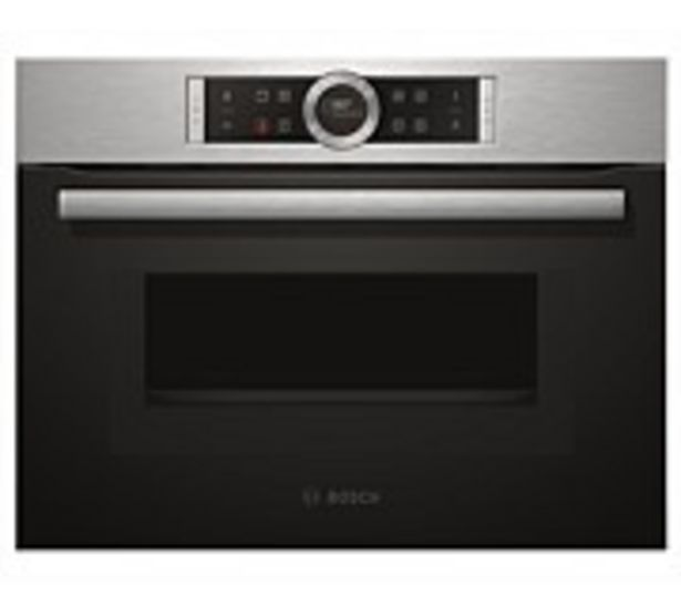 Bosch Built-In Combination Microwave Oven offer at $2798
