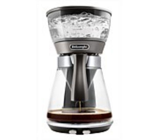 Delonghi Clessidra Drip Coffee Machine offer at $229.99