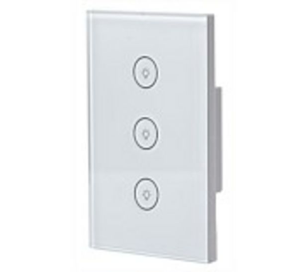 SmartVU Home Smart Touch Light Switch Triple offer at $78.99