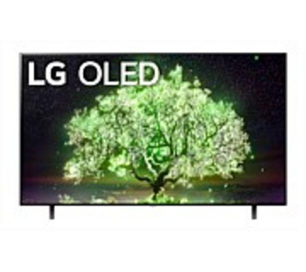 """LG 65"""" 4K OLED Smart TV offer at $4299"""