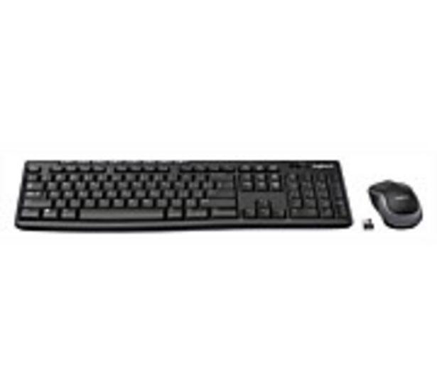 Logitech MK270R Wireless Desktop offer at $74.99
