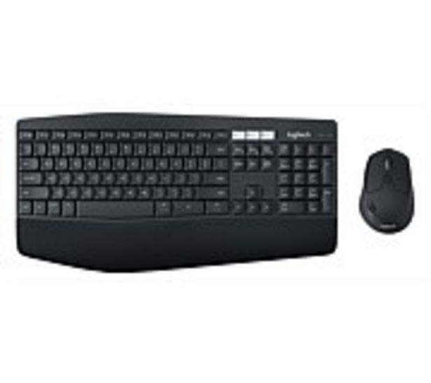 Logitech MK850 Wireless Desktop offer at $219.99