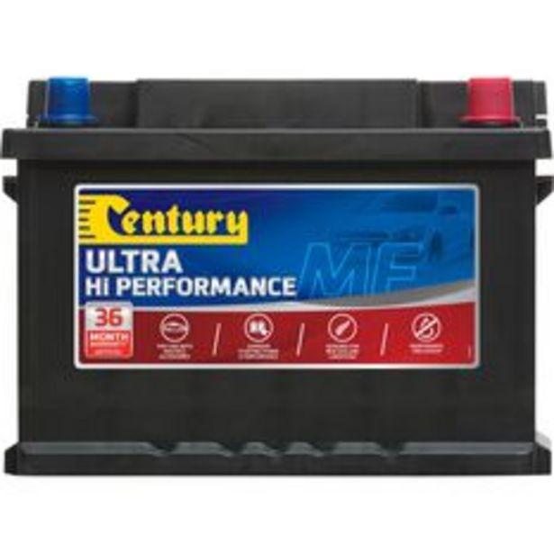 Century Car Battery - DIN53ZLMF, 500 CCA offer at $259.99