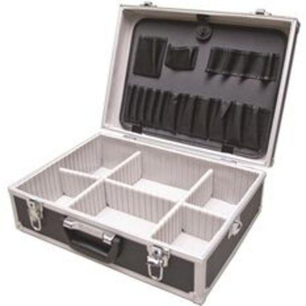 SCA Tool Case Aluminium offer at $59.99