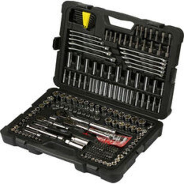 Stanley Mechanics Tool Kit 269 Piece offer at $239