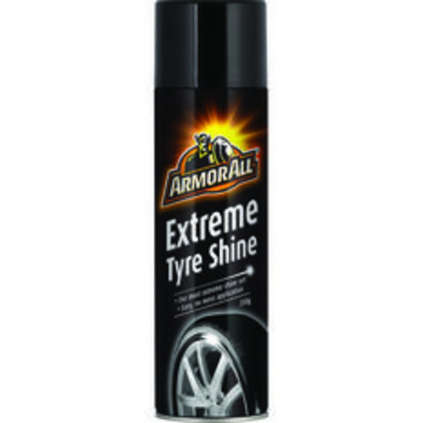 Armor All Extreme Tyre Shine - 350g offer at $14.99