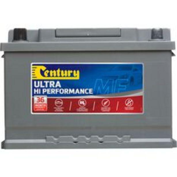 Century Car Battery - DIN66ZLAGMF, 710 CCA offer at $339