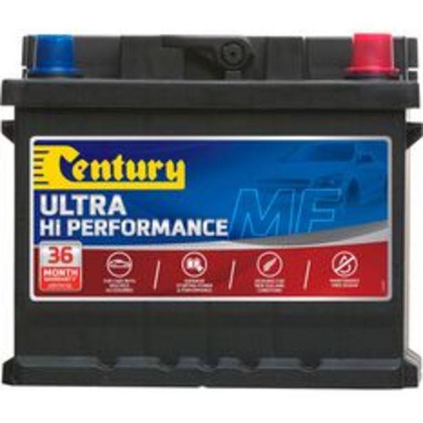 Century Car Battery - DIN44MF, 420 CCA offer at $229.99