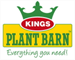 Logo Kings Plant Barn